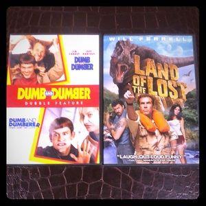 💗💗Bundle of 2 DVDs